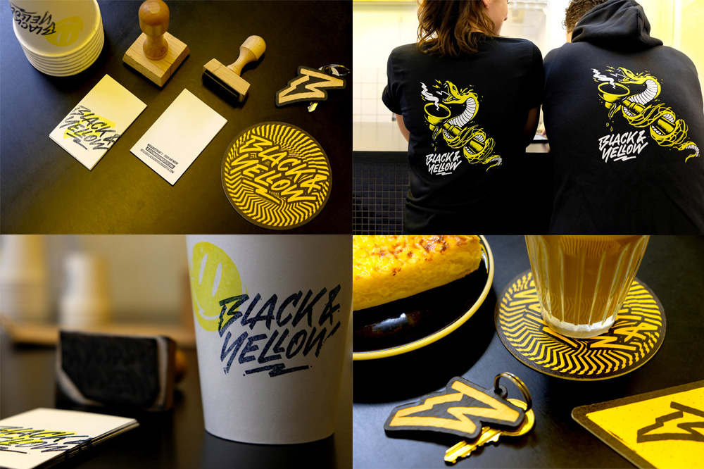 Black & Yellow by eltipo
