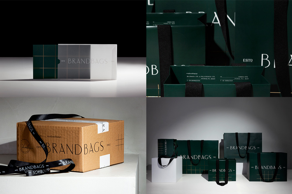 Brandbags by Luminous Design Group