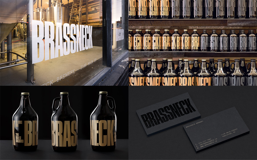 Brassneck Brewery by Post Projects