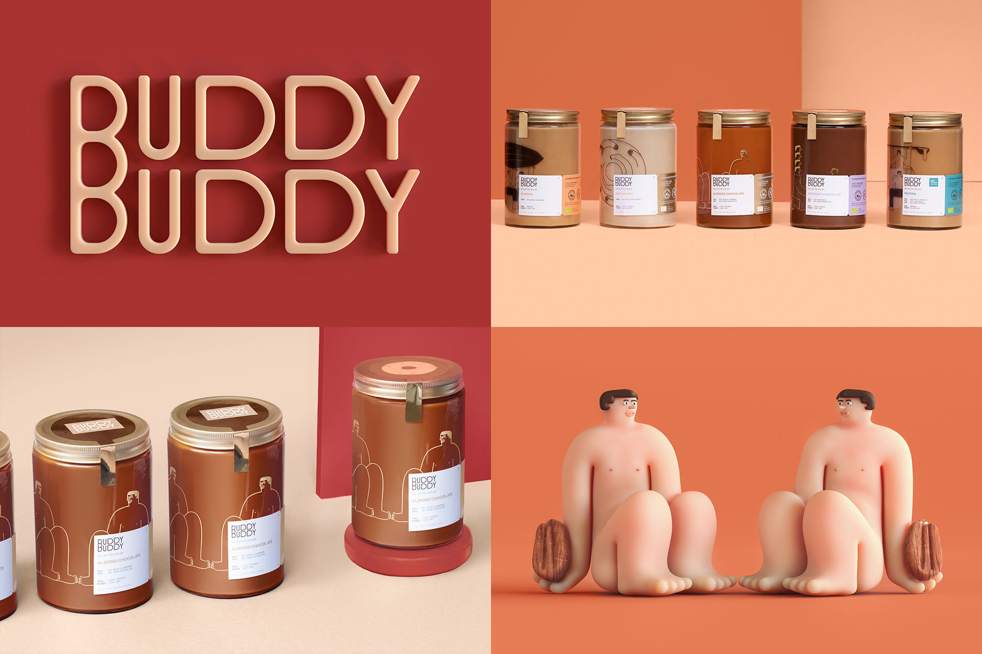 Buddy Buddy by Futura