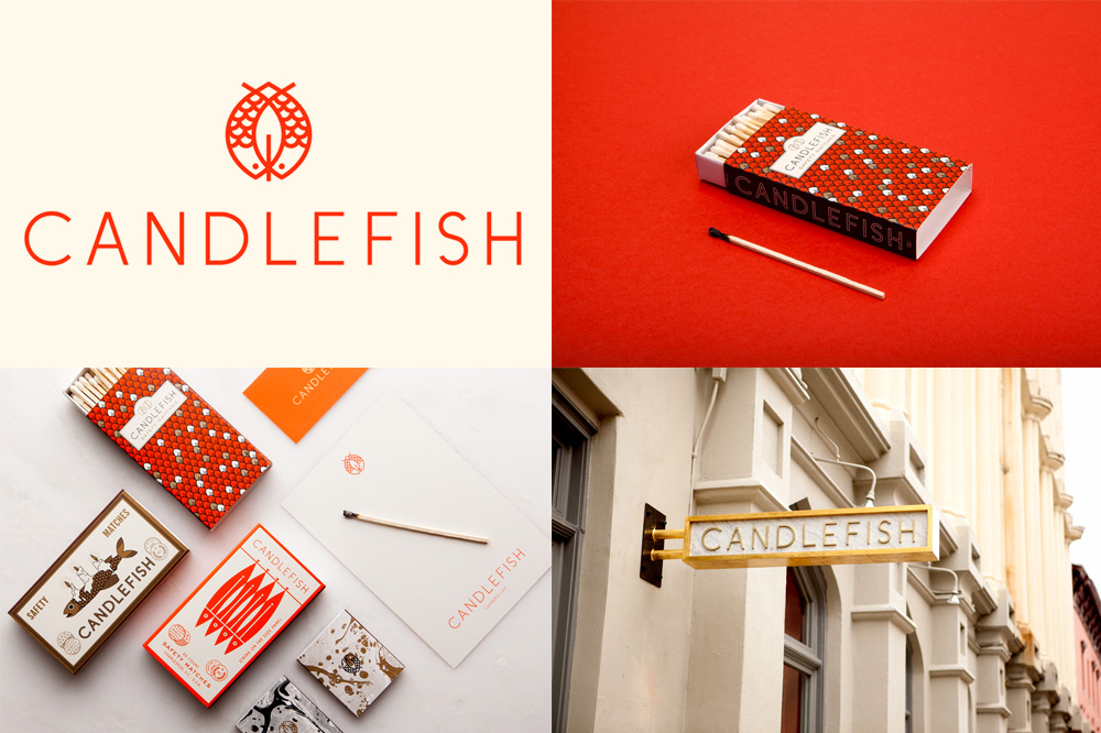 Candlefish by Fuzzco