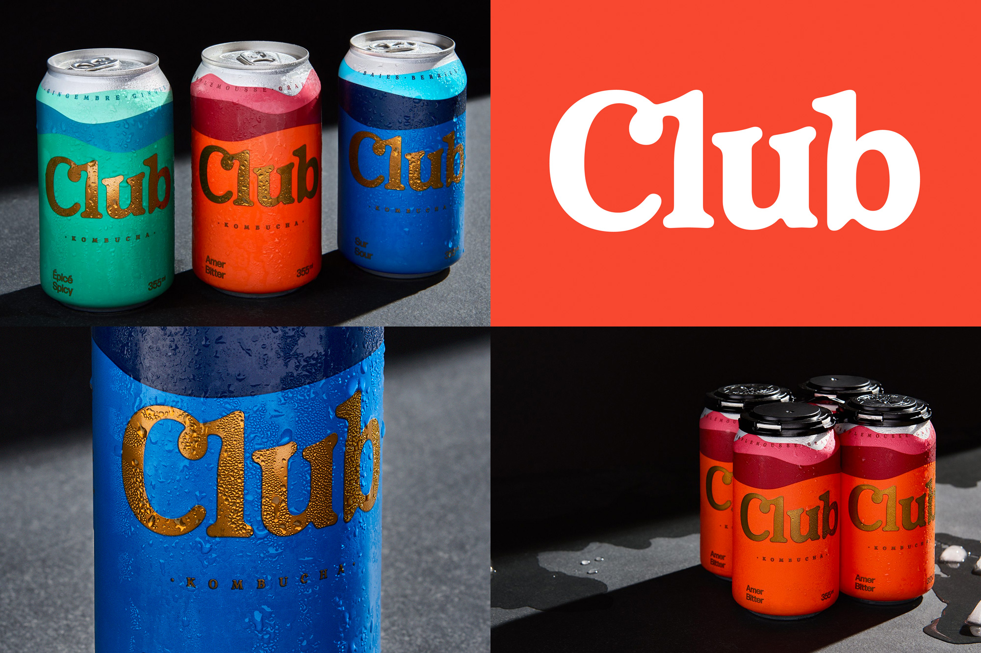 Club Kombucha by Caserne