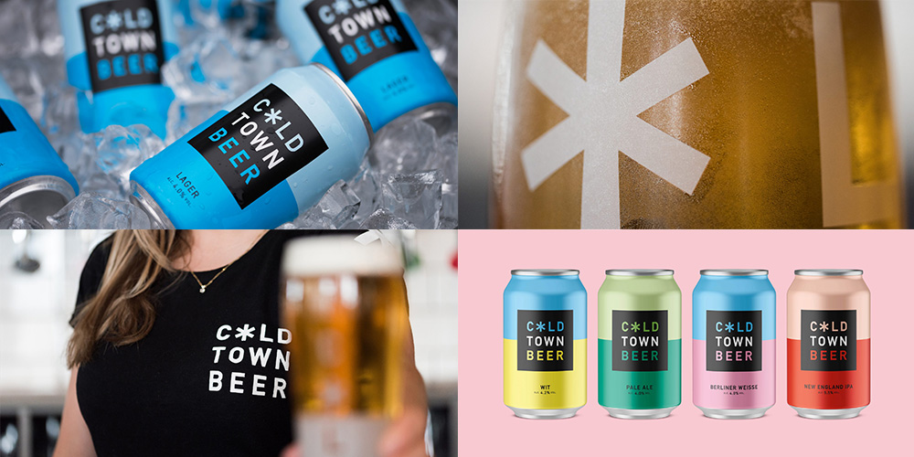 Cold Town Beer by Thirst