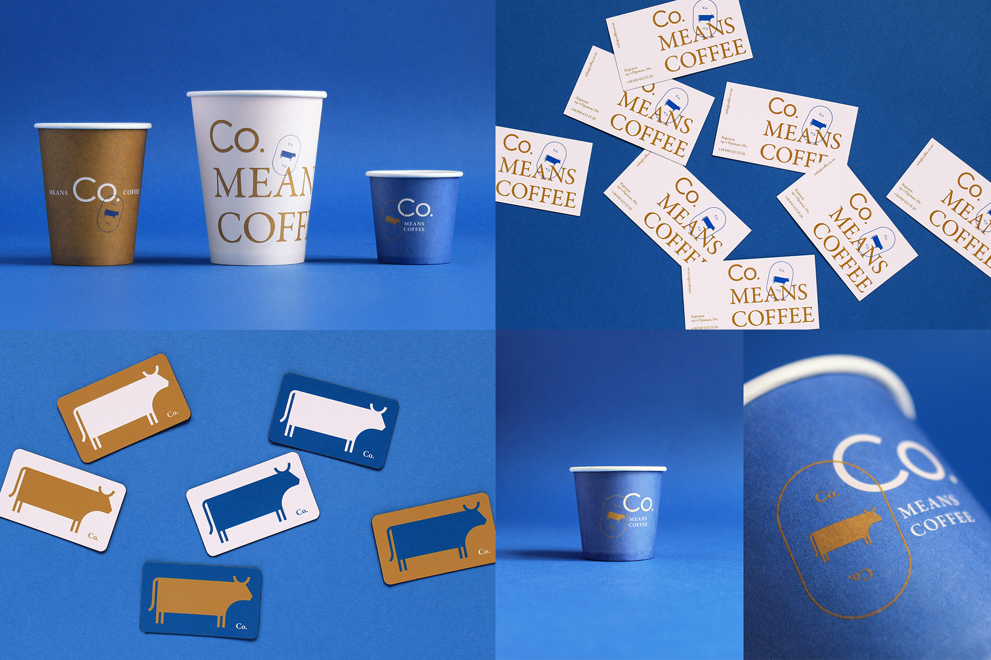 Co. Means Coffee by Canapé