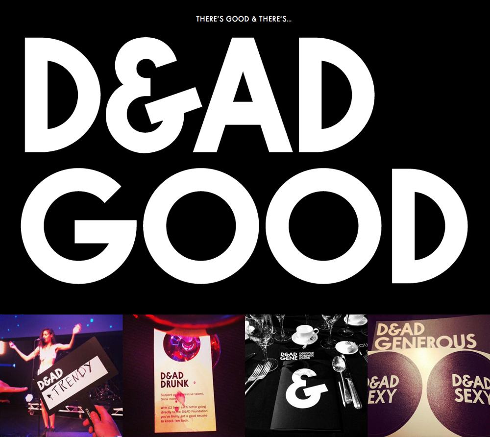 D&AD Awards Ceremony 2013
