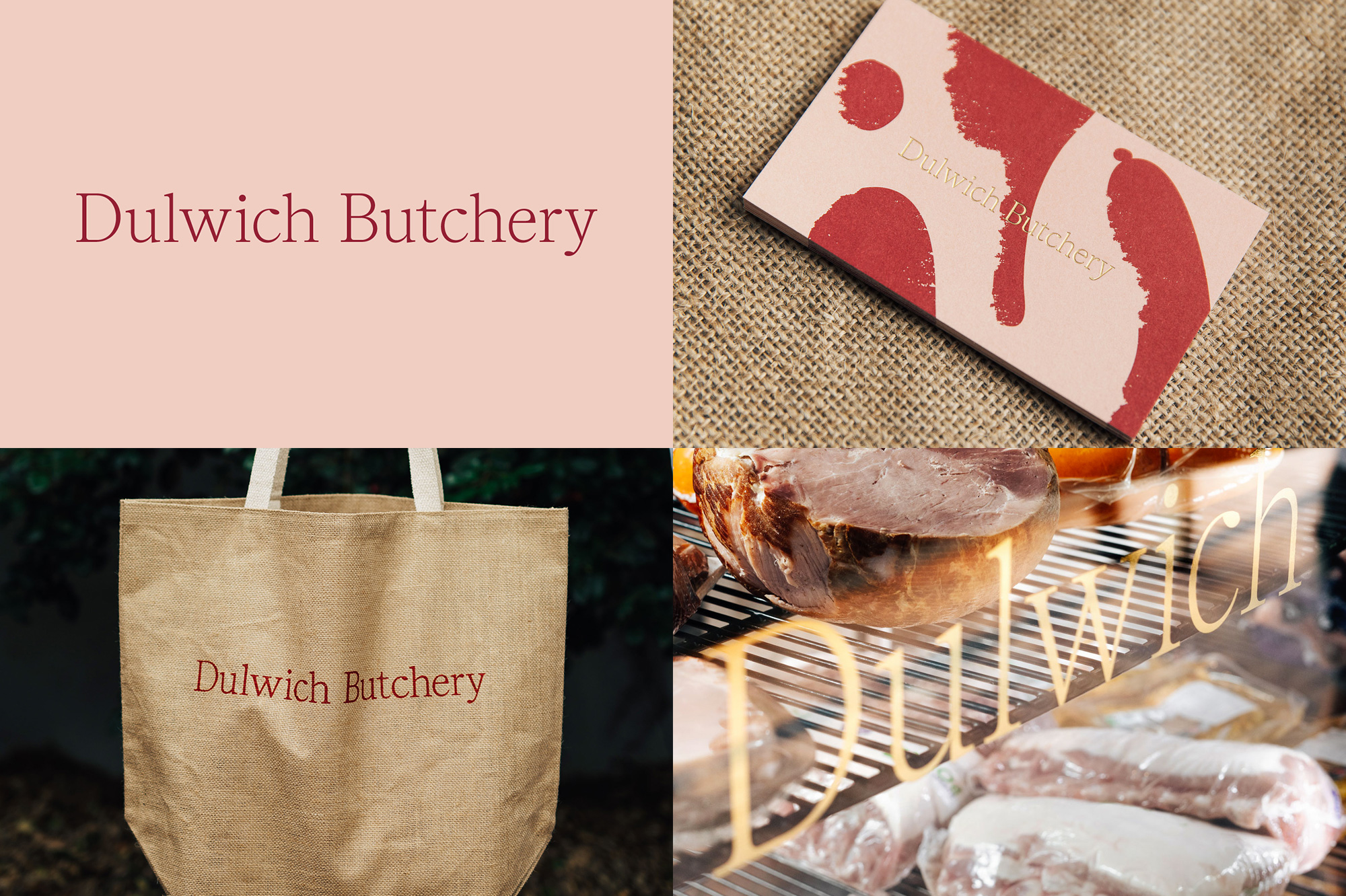 Dulwich Butchery by The Colour Club