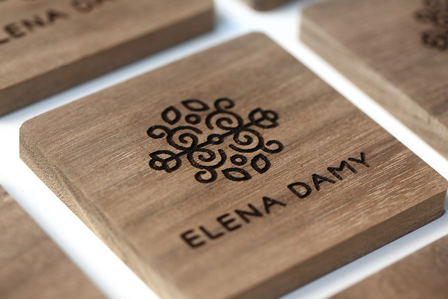 Elena Damy by Mattson Creative