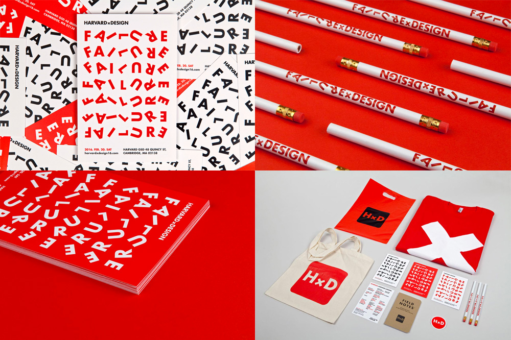 Harvard xDesign Conference by Pentagram