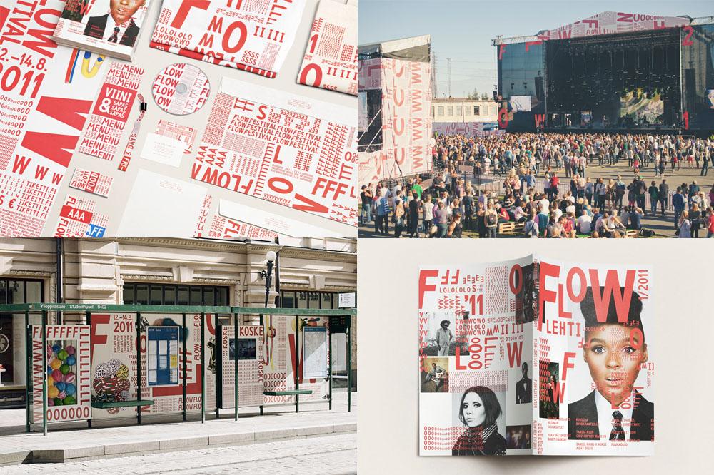 2011 Flow Festival by Tsto