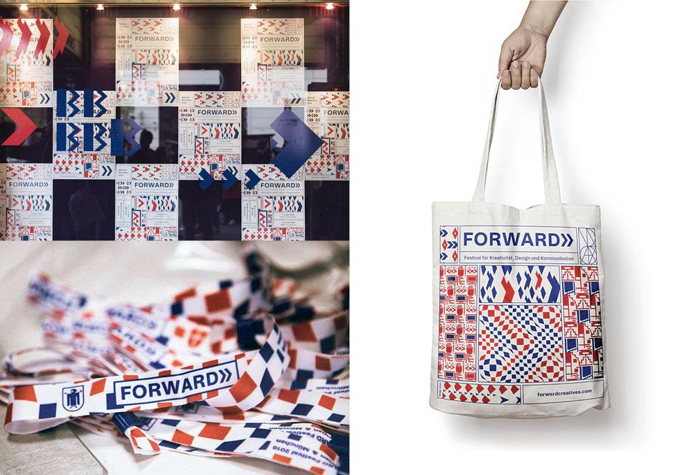 Forward Design Festival by ZWUPP