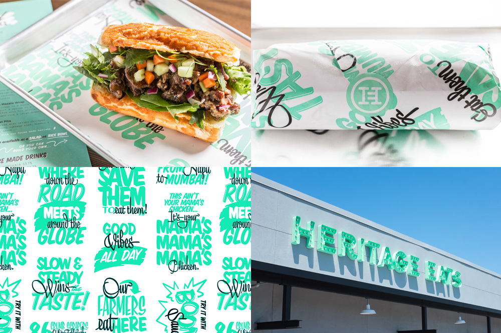 Heritage Eats by Official Mfg. Co.