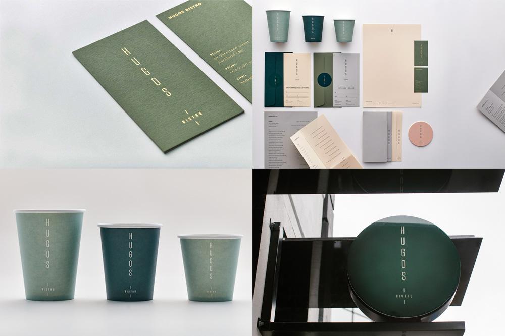 Hugos Bistro By HANNAH Design Studio