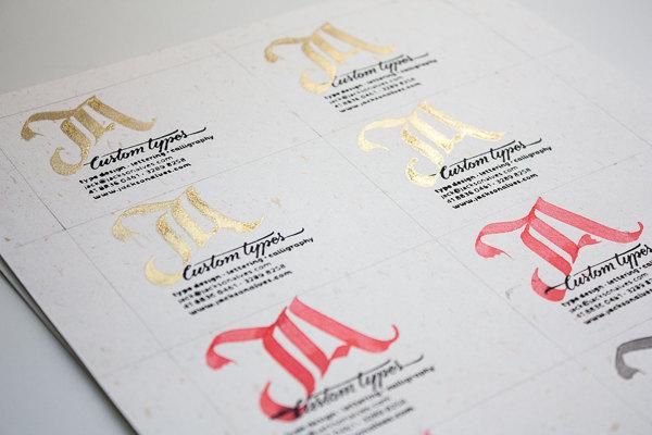 JA Custom Types