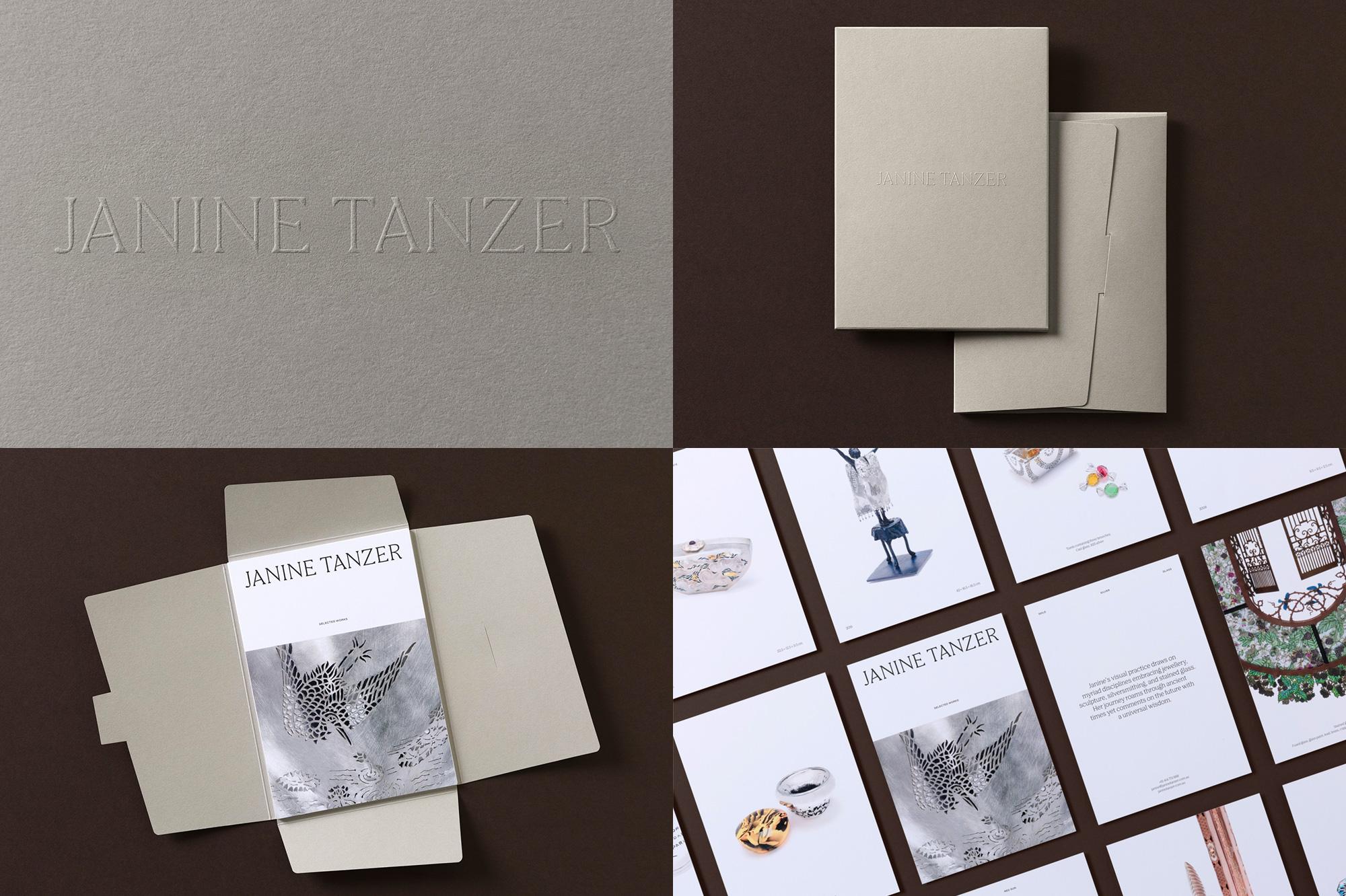 Janine Tanzer by Studio Brave