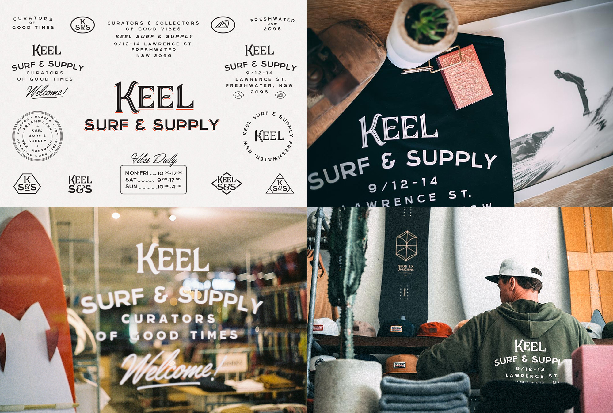 Keel Surf & Supply by Chaptr