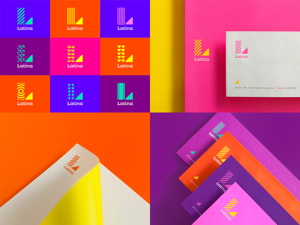 Latina by Brandlab and Superestudio