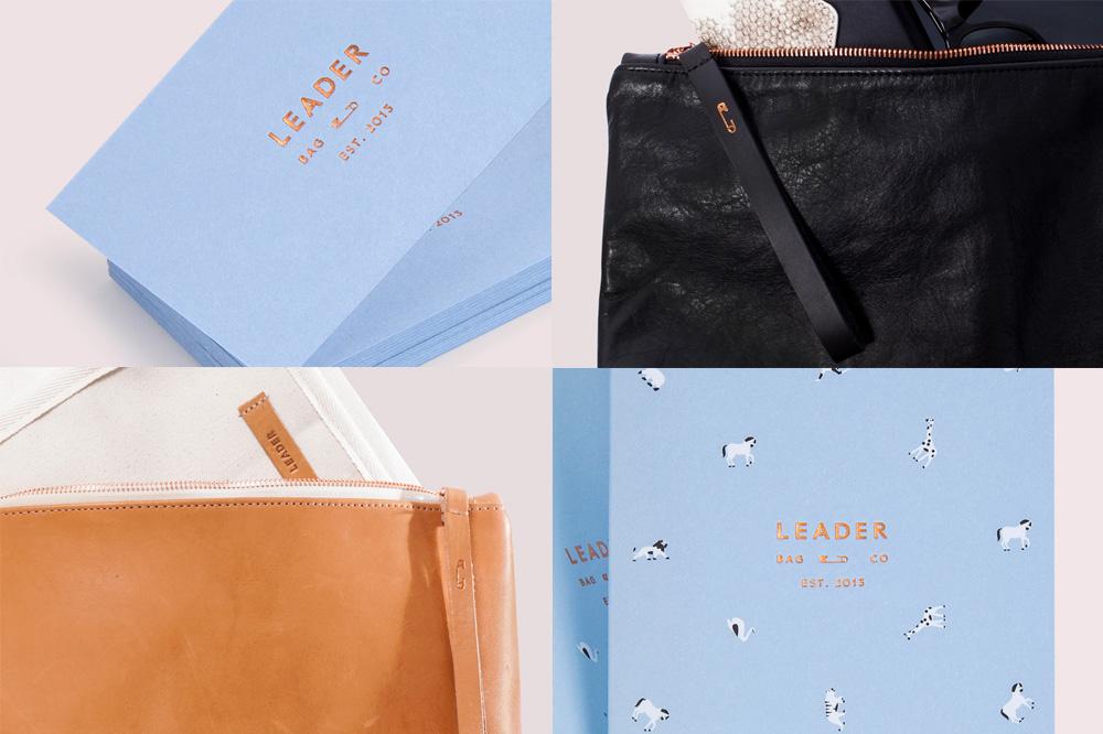Leader Bag Co by Lotta Nieminen