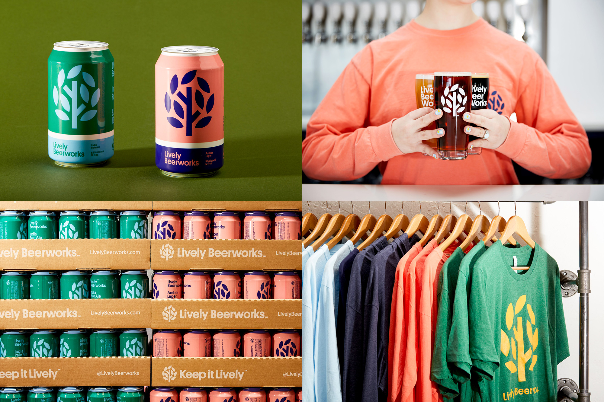 Lively Beerworks by Switch