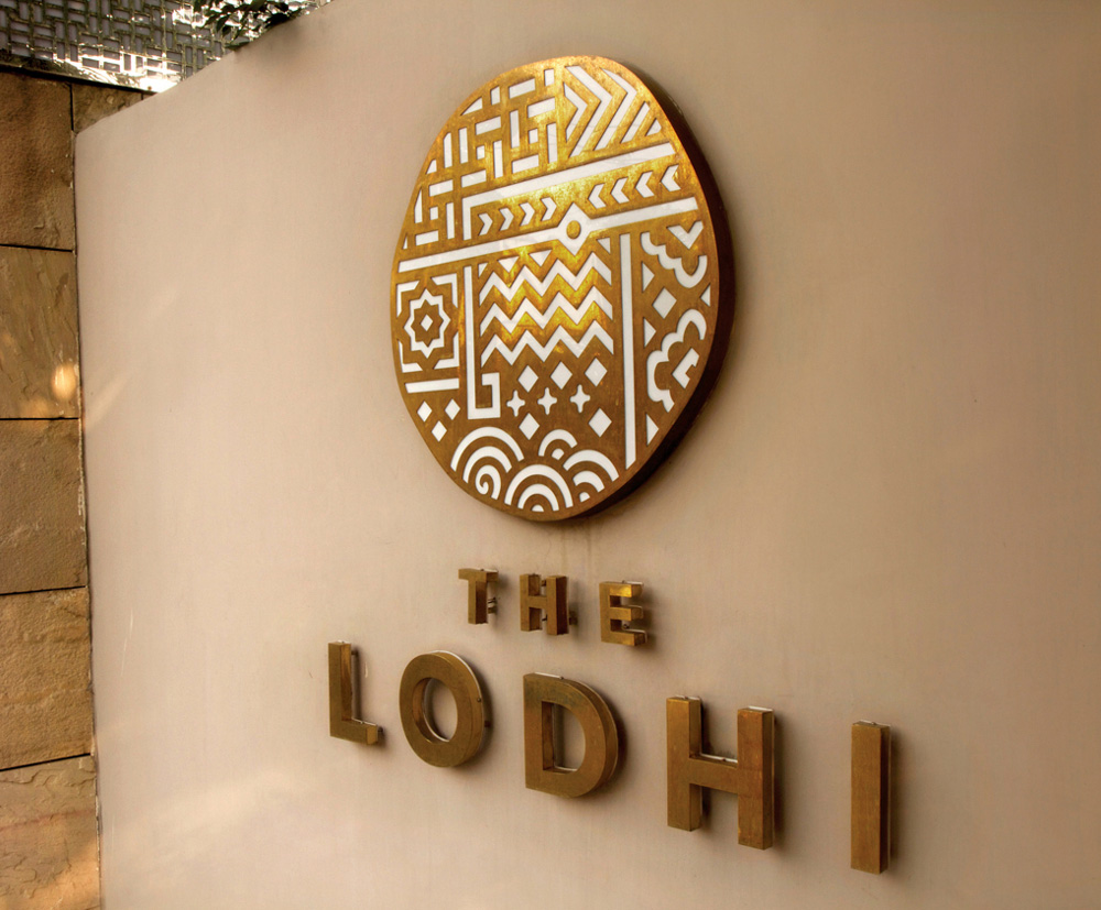 The Lodhi by 211 Studio and Mukund VR