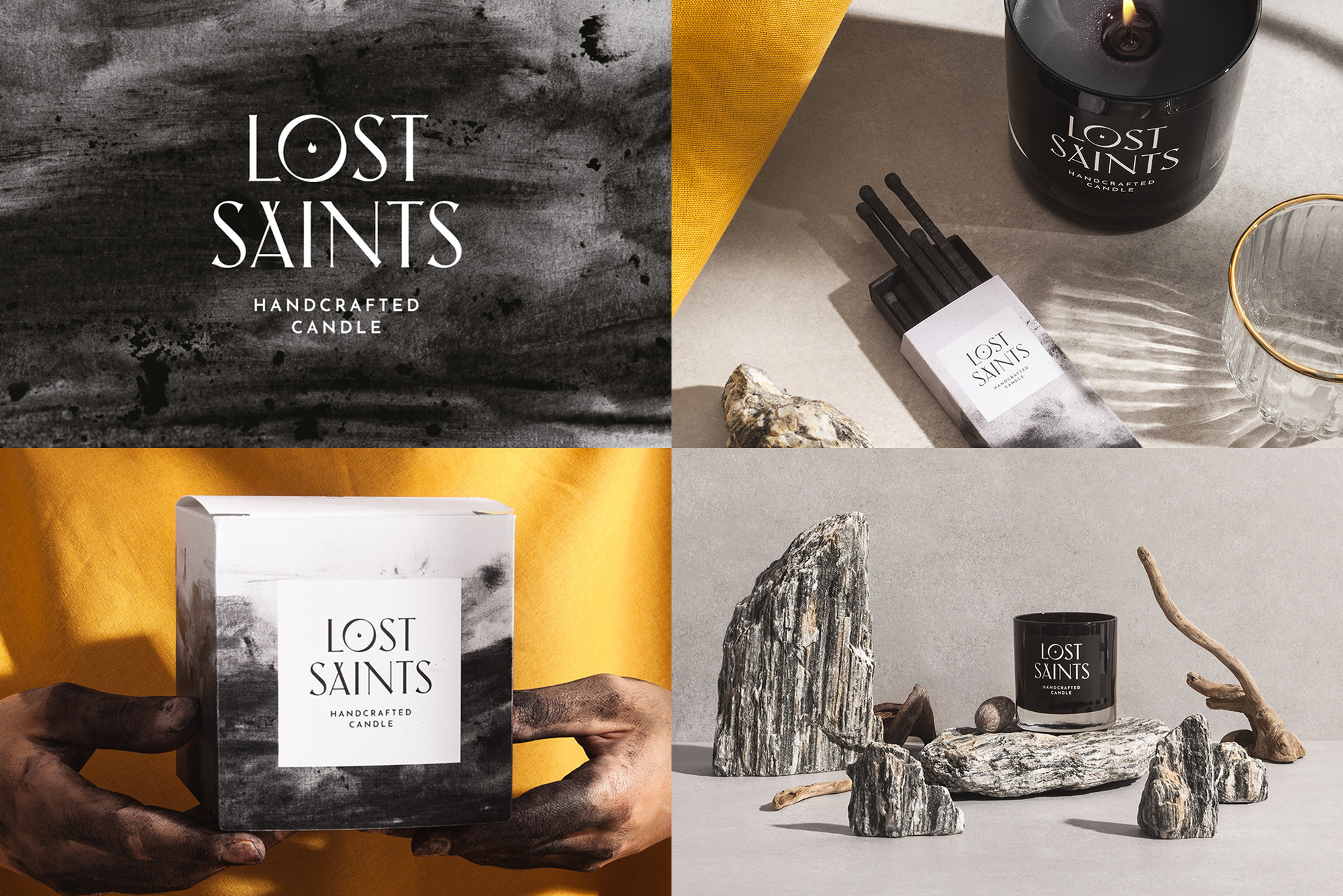 Lost Saints by Unifikat Design Studio