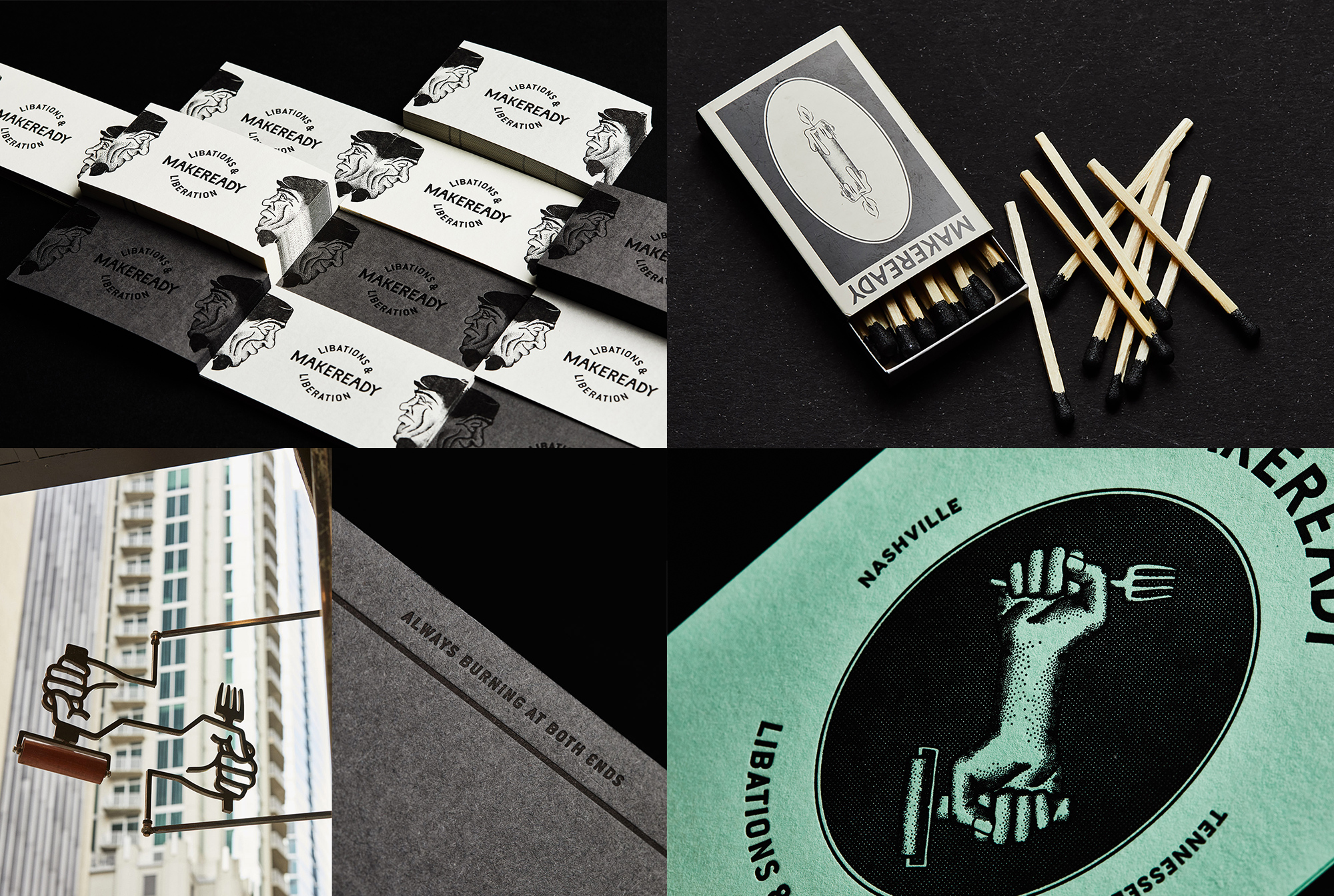 Makeready by Peck Design Associates