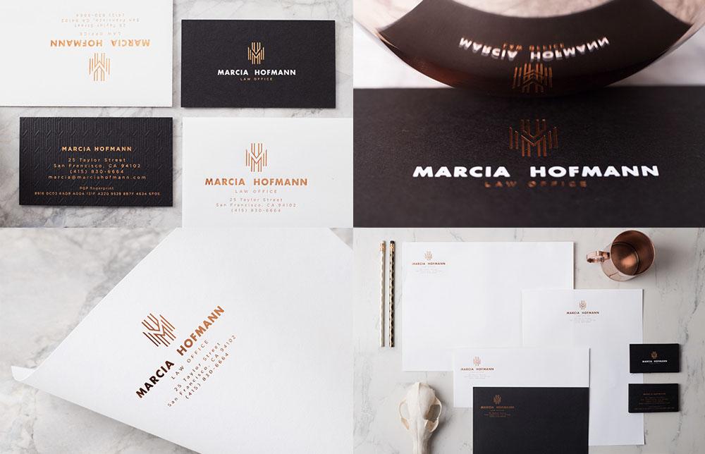 Marcia Hofmann by Ben Johnston