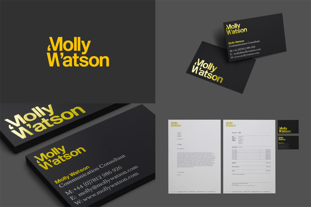 Molly Watson by Studio Blackburn