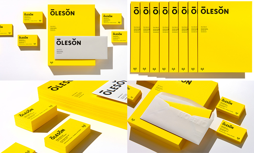 Oleson Sales by Werner Design Werks