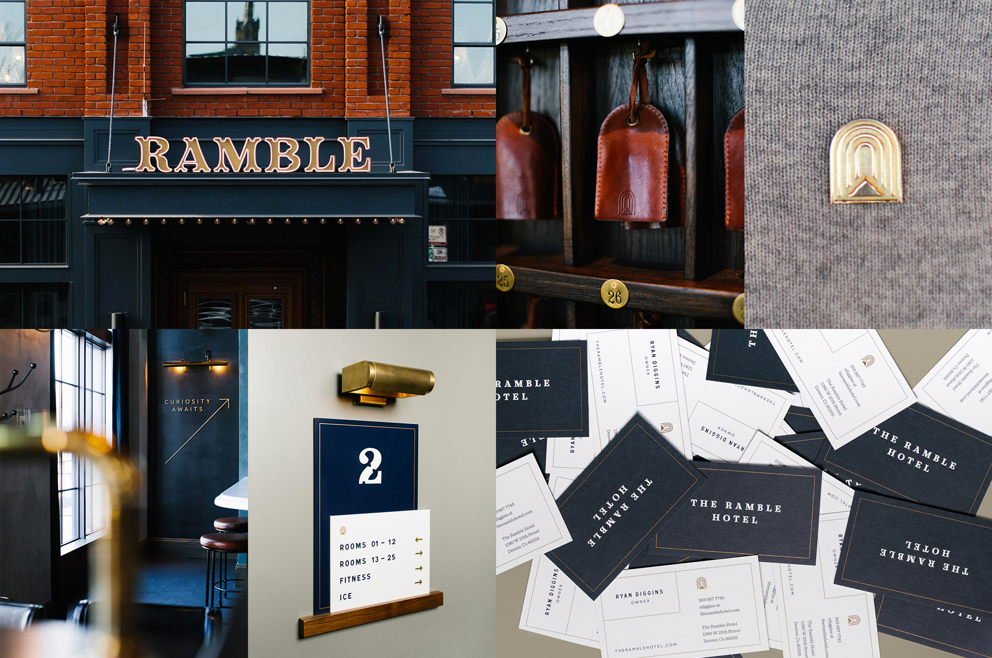 The Ramble by Mast