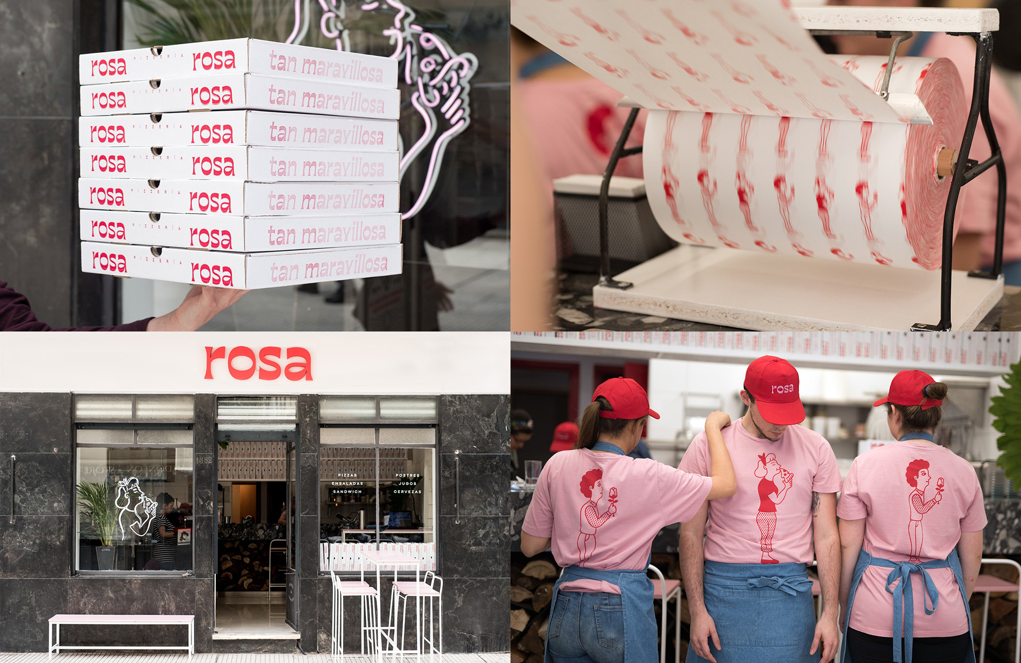Rosa by Mundial