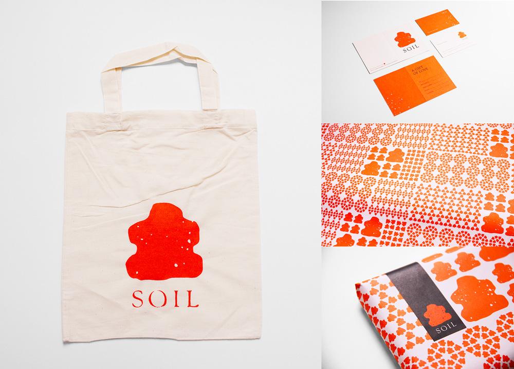Soil by Blow