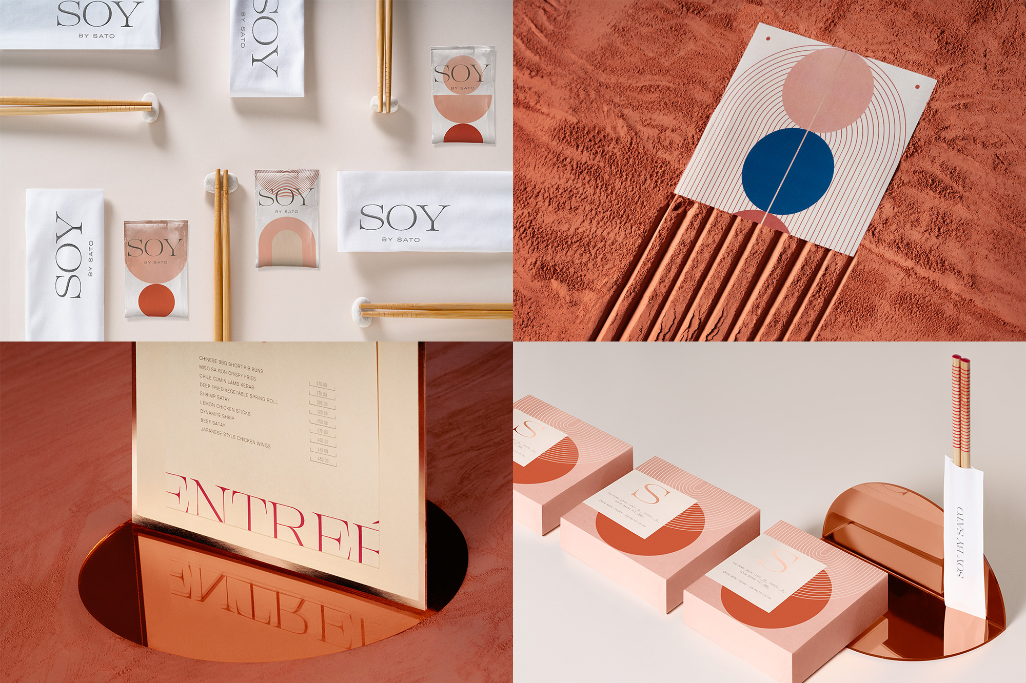 Soy By Sato by Futura