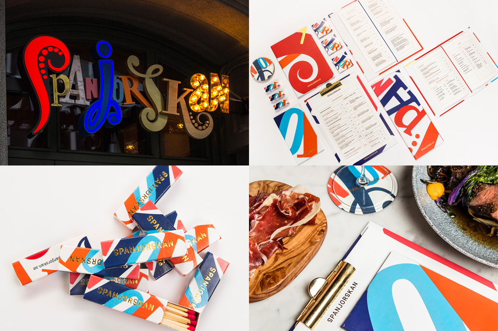 Spanjorskan by Lobby Design