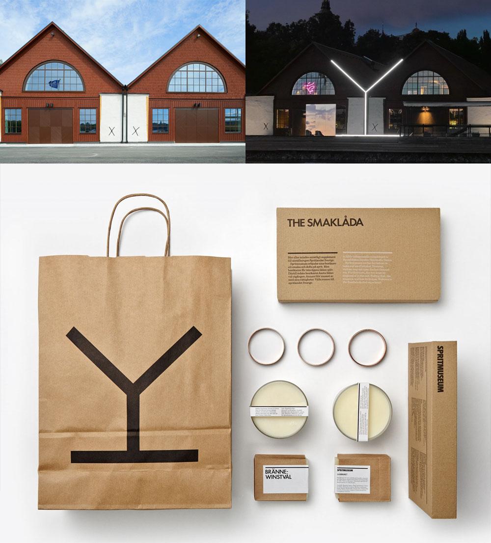 Spritmuseum by Stockholm Design Lab