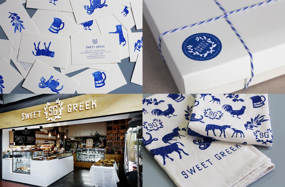 Sweet Greek by StudioBrave