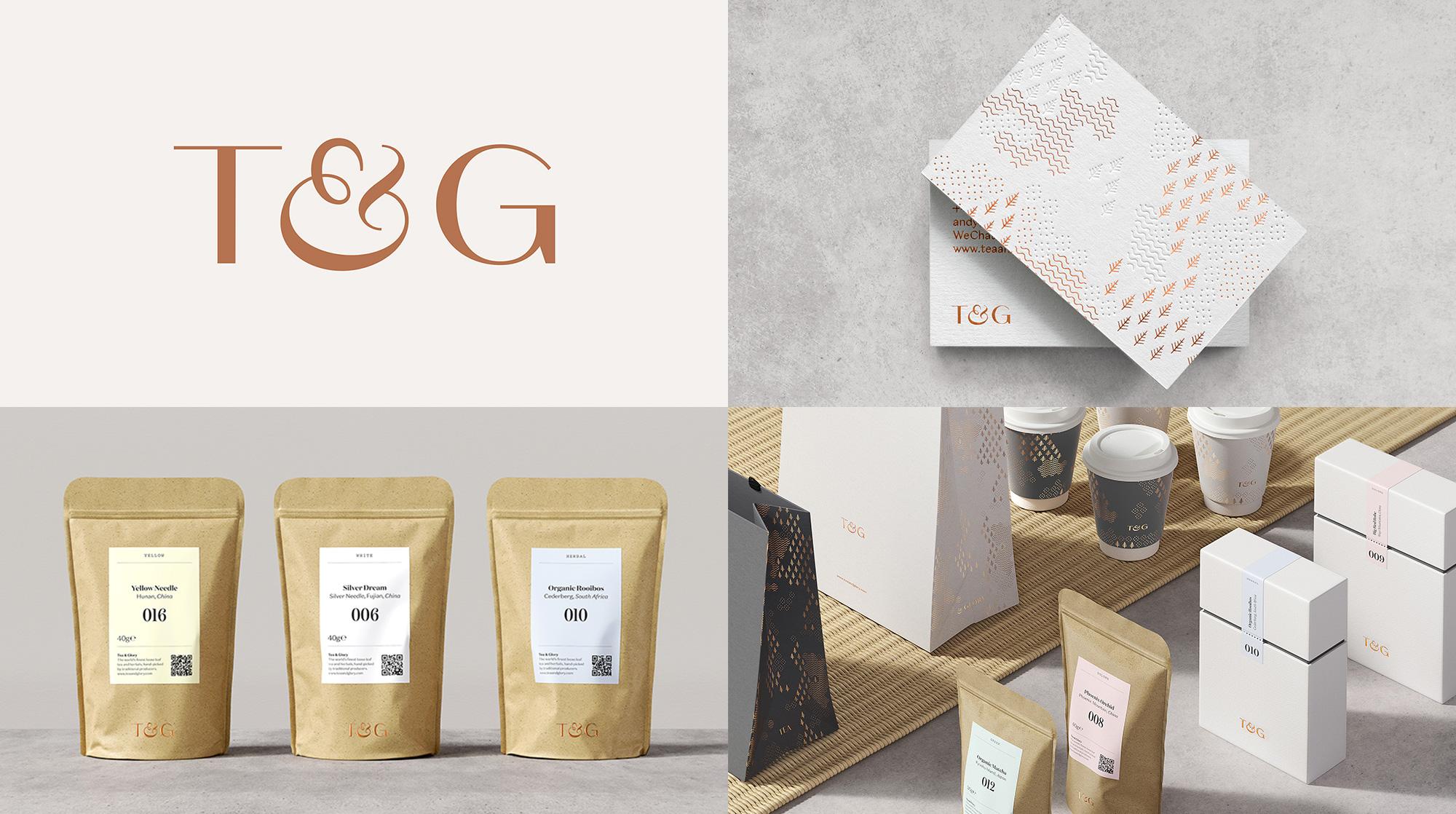 Tea & Glory by SocioDesign