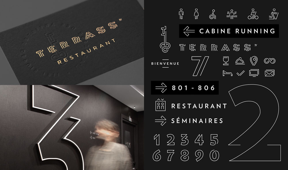 Terras' Hotel by WIPbrands