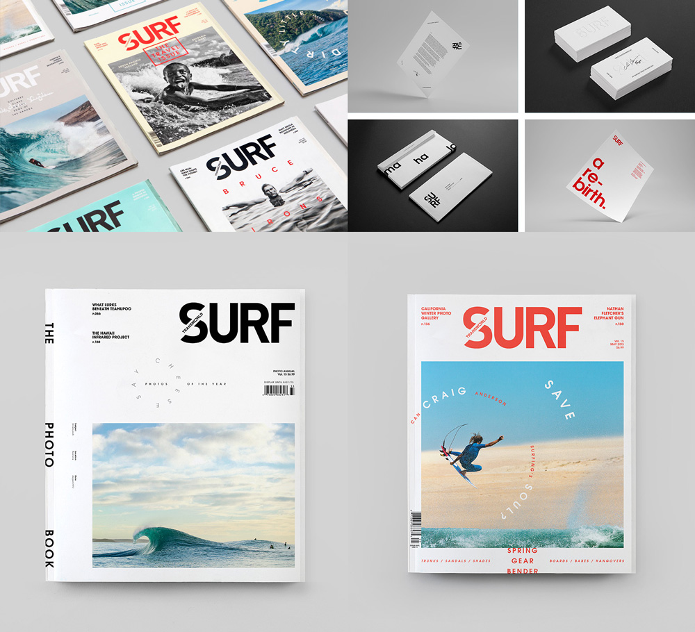 Transworld Surf by Wedge & Lever