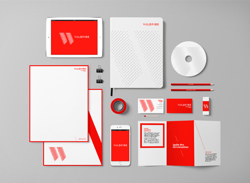 Wildfire by Cossette