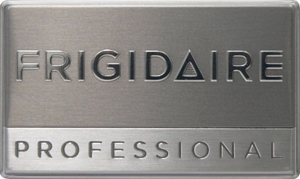 Frigidaire Appliance Logo brand new: ninety years of refrigerators, and logos