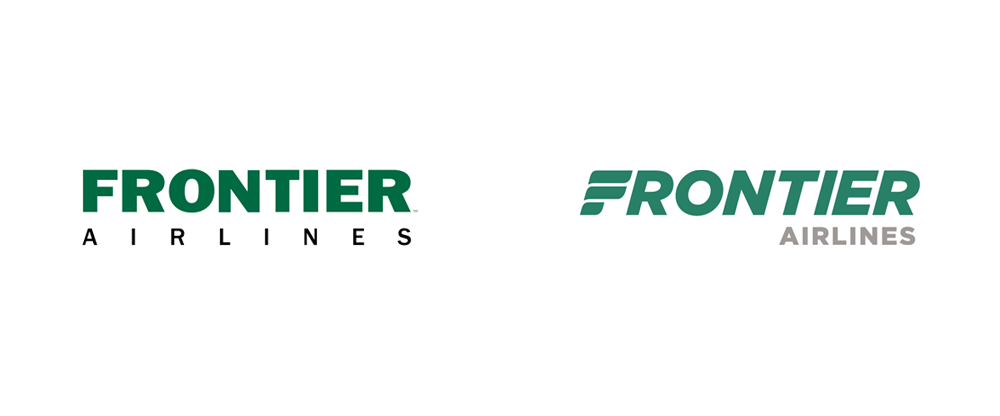 Brand New New Logo And Livery For Frontier Airlines