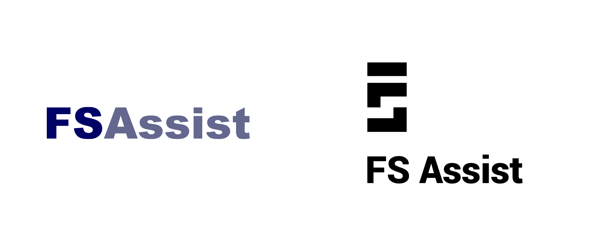 New Logo and Identity for FS Assist by ALSO
