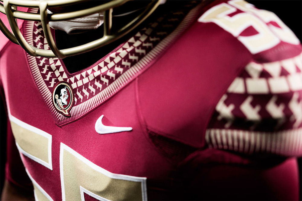 New Logo, Identity, and Uniforms for FSU Seminoles by Nike