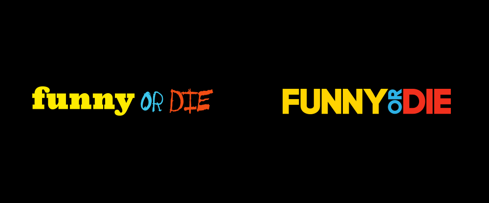 New Logo for Funny or Die by SpringStudio