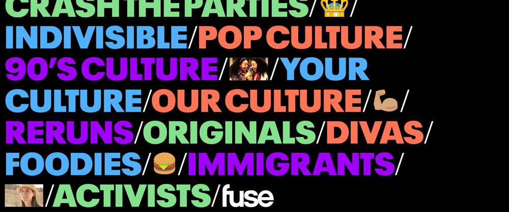 New On-air Look for Fuse by Open