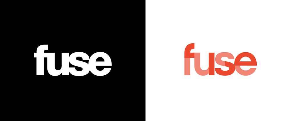 New Logo and On-air Package for Fuse done In-house