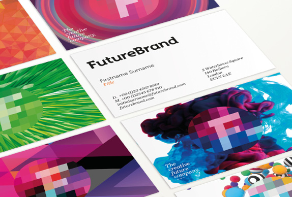 Futurebrand Logo and Identity