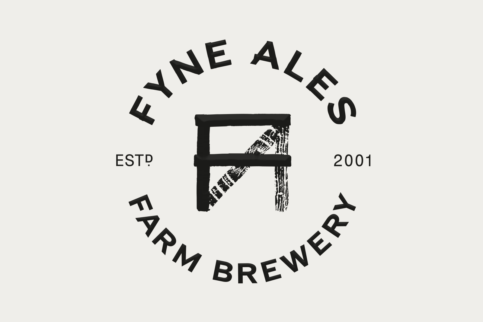 New Logo and Packaging for Fyne Ales by O Street