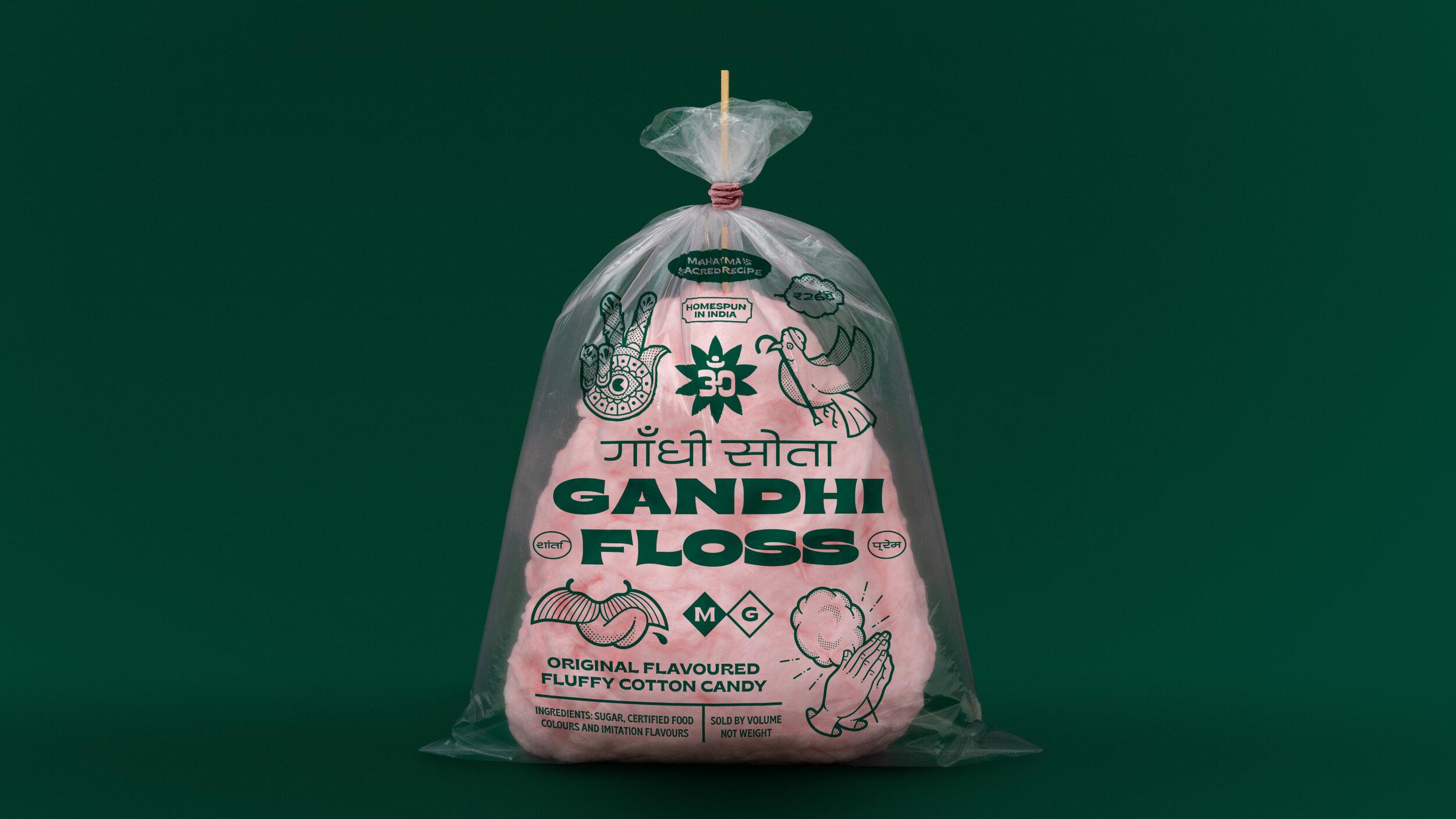 Gandhi Cotton Candy