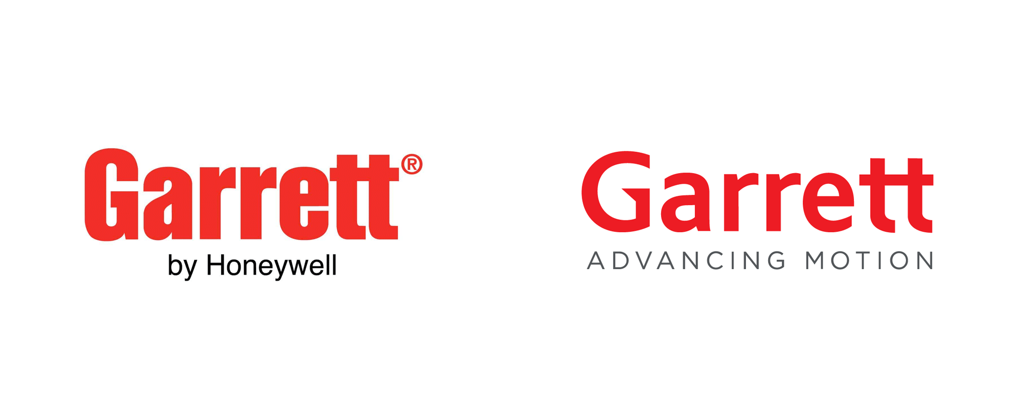 New Name and Logo for Garrett - Advancing Motion